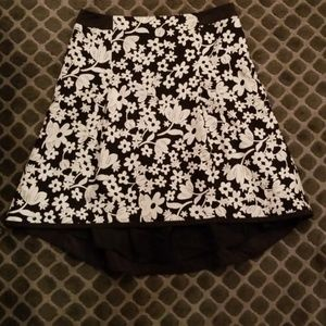 Tracy Reese Silk Skirt. Sz 8